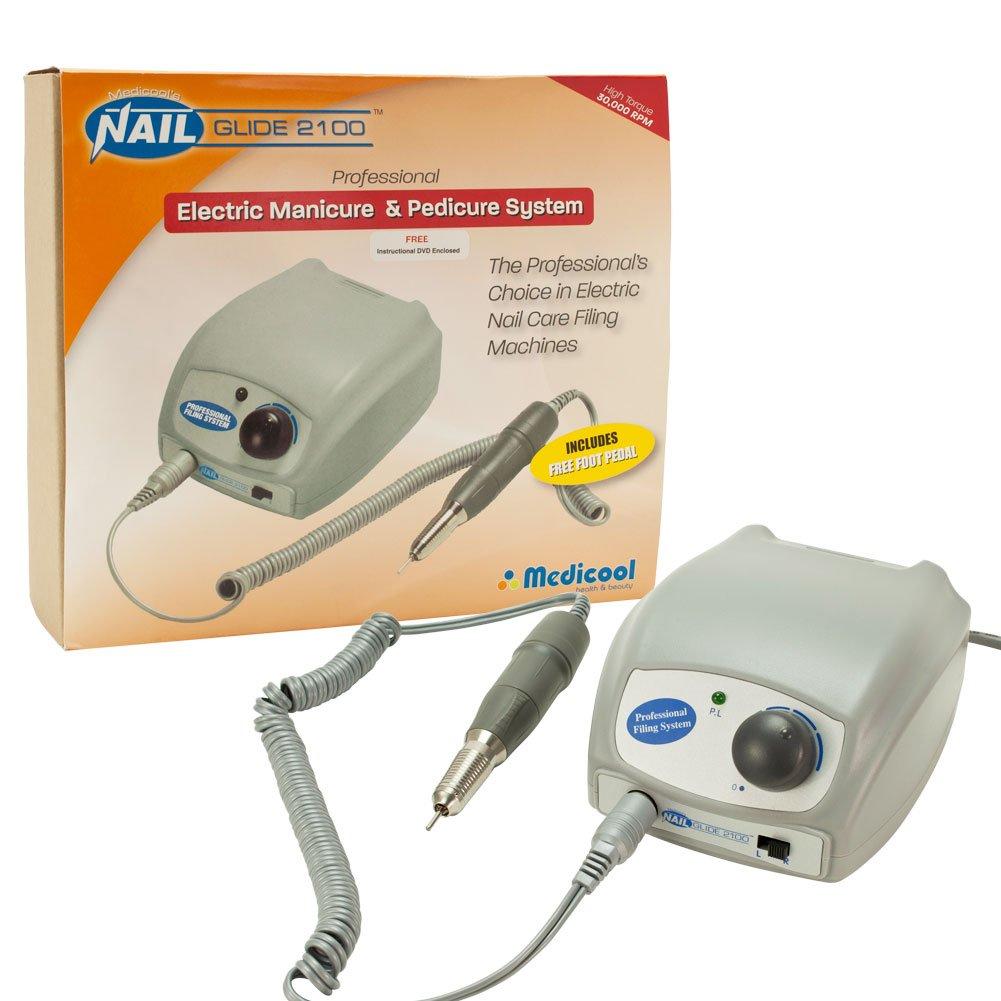 Medicool Nail Glide 2100 Nail Drill System