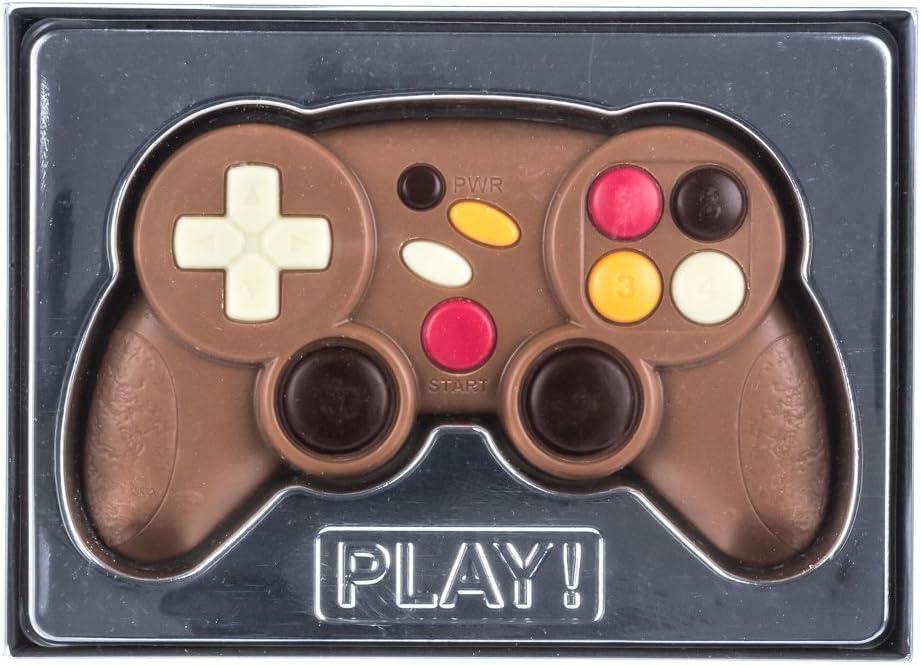 Mando de videojuegos de chocolate con caja de regalo - 70 g: Amazon.es: Alimentación y bebidas