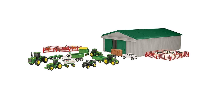 ERTL 46276 John Deere Farm Toy Playset Vehicle Tomy 46276A