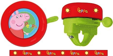 Timbre Ring Niño Niña Infantil compatible con Peppa Pig para ...