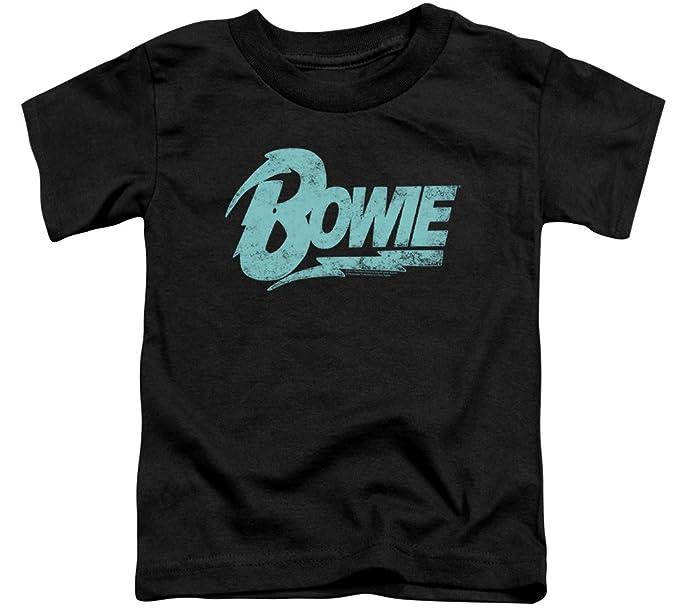 9510917dc Amazon.com: A&E Designs Kids David Bowie T-Shirt Logo Tee Shirt ...