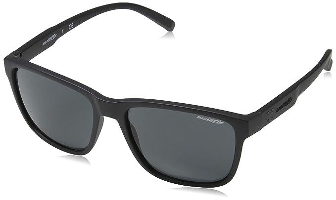 Arnette 0AN4255 Gafas de Sol, Matte Black, 56 para Hombre