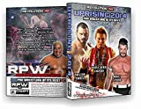 Official RPW - Revolution Pro Wrestling Uprising 2014 Event DVD (Okada, Sydal, Aries, 2 Cool)