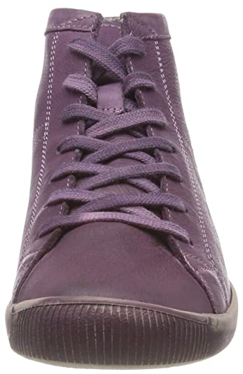 Softinos Hautes Washed Chaussures Baskets Isleen Femme BB4fWwq1P