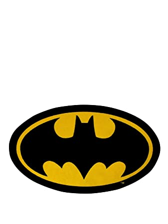Batman Bat Cave Teppich Amazon De Kuche Haushalt