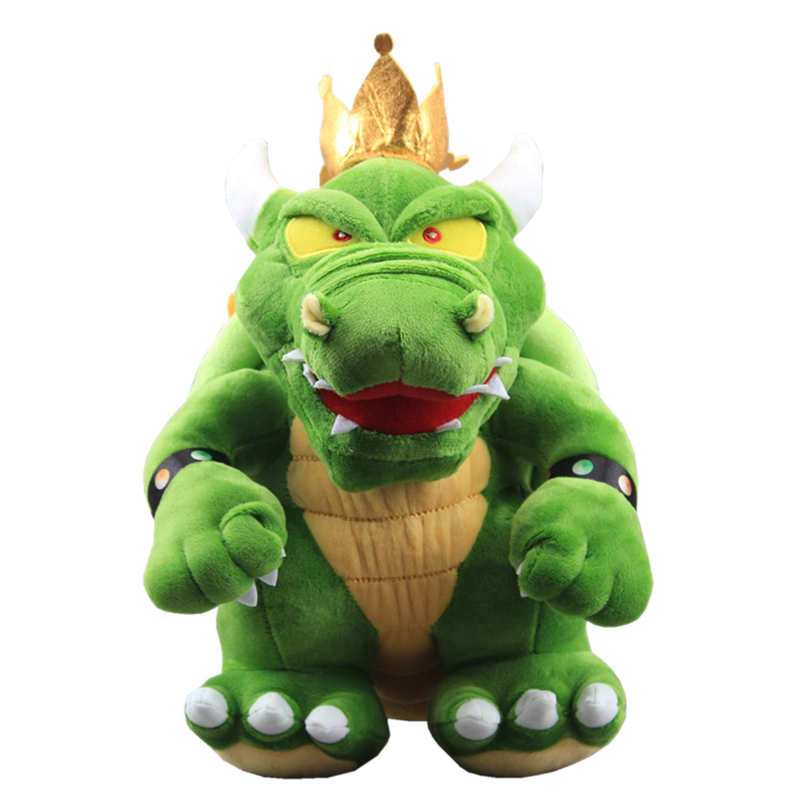 uiuoutoy Super Mario Bros. 3 King Koopa Bowser Plush 12'' by uiuoutoy