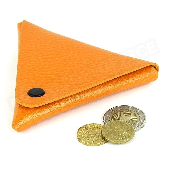 Volumica Monedero de cuero para triángulo Fabricación ...