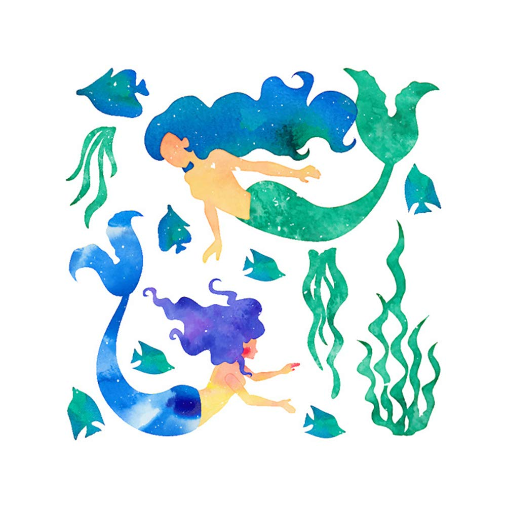Best Sea & Underwater Wall Stickers For Your Home 4