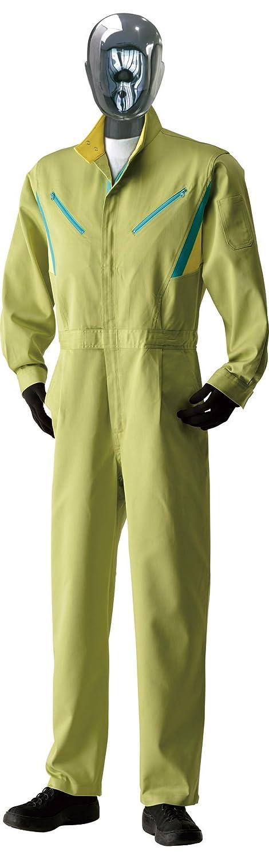 [サンディスク]SUN DISK[ツナギ服]通年 国内染色 二層構造糸 オールシーズン 長袖ツヅキ服(044-2-005)  B01FI2M7PA