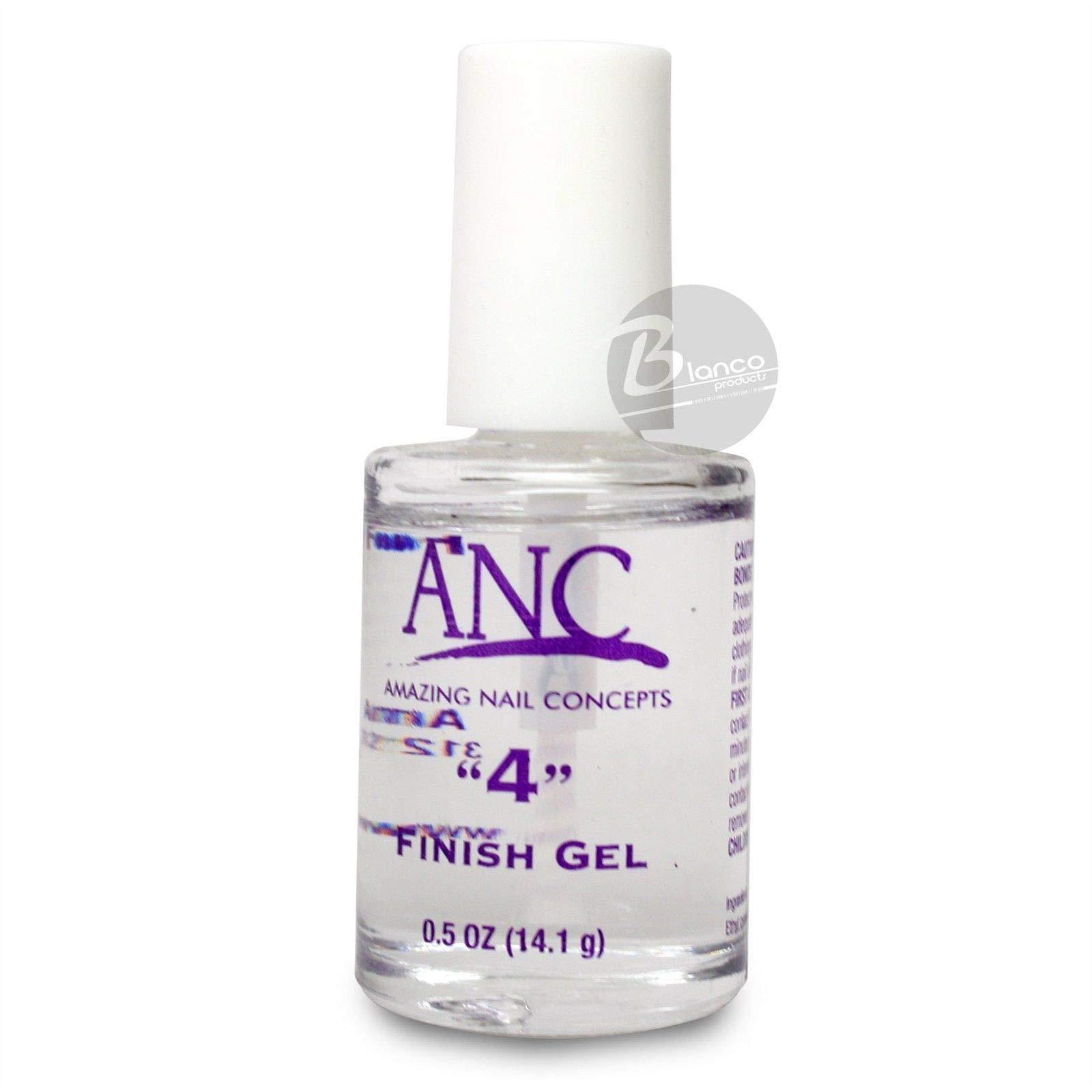 "ANC Finish Gel DIP Powder System Step ""4"" 0.5oz"