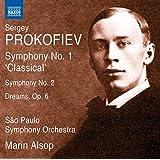 Prokofiev: Symphonies Nos. 1-2 & Dreams, Op. 6