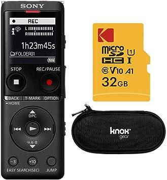 Sony Icd Ux570 Digitales Diktiergerät Schlankes Elektronik