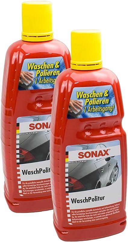Sonax 2x 02183000 Waschpolitur Politur 1l Auto