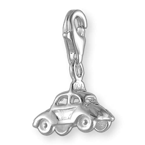 Melina Damen-Charm Anhänger Auto 925 Sterling Silber 1800705
