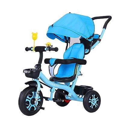 Bicicleta de 3 Ruedas para niños de 1 a 3 años (niño/niña)