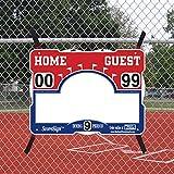 ScoreSign Portable Baseball/Softball Scoreboard