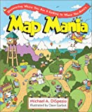 Map Mania, Michael Anthony DiSpezio, 0806944072