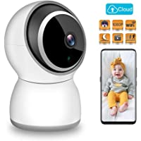 TESCAT Baby Monitor 1080P FHD Home 2.4G WiFi Security Camera