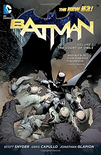 Photo of Batman Comic