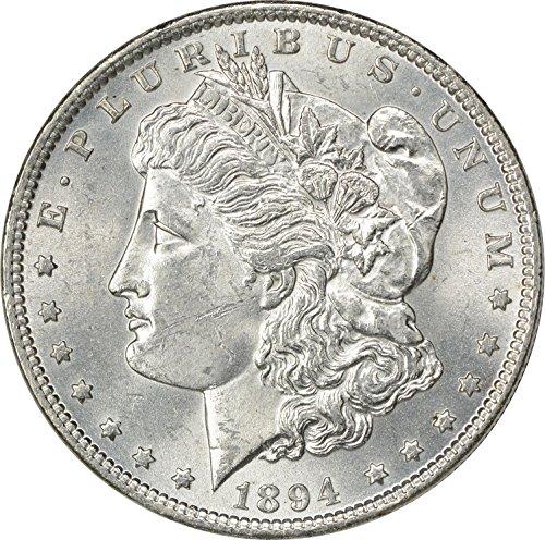 1894 Morgan Dollar MS60