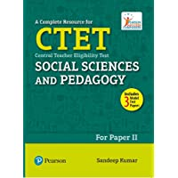 A Complete Resource for CTET: Social Science and Pedagogy