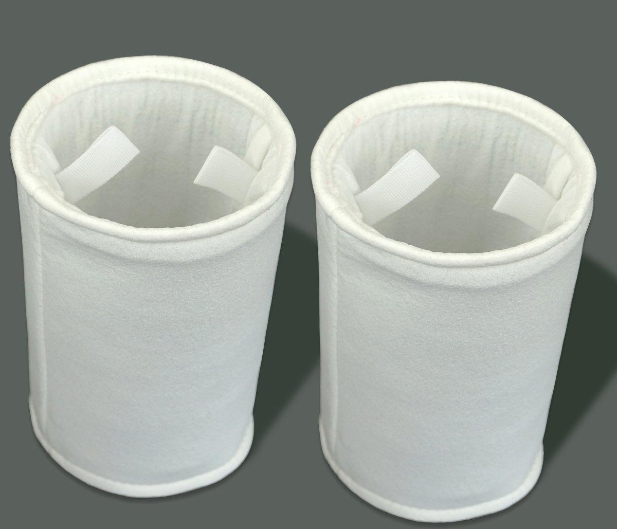 2pcs all purpose filter bag for LA spa bags fits LA hot tub filter