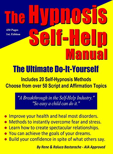 the hypnosis self help manual the ultimate do it yourself kindle rh amazon com Roy Masters Hypnosis Roy Masters Hypnosis Demonstration