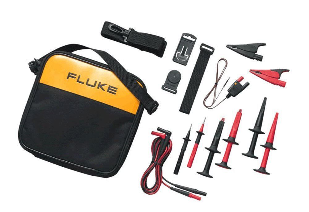 FLUKE (フルーク) 工業マスターテストリードセット【国内正規品】 TLK289 B002IKE1KU