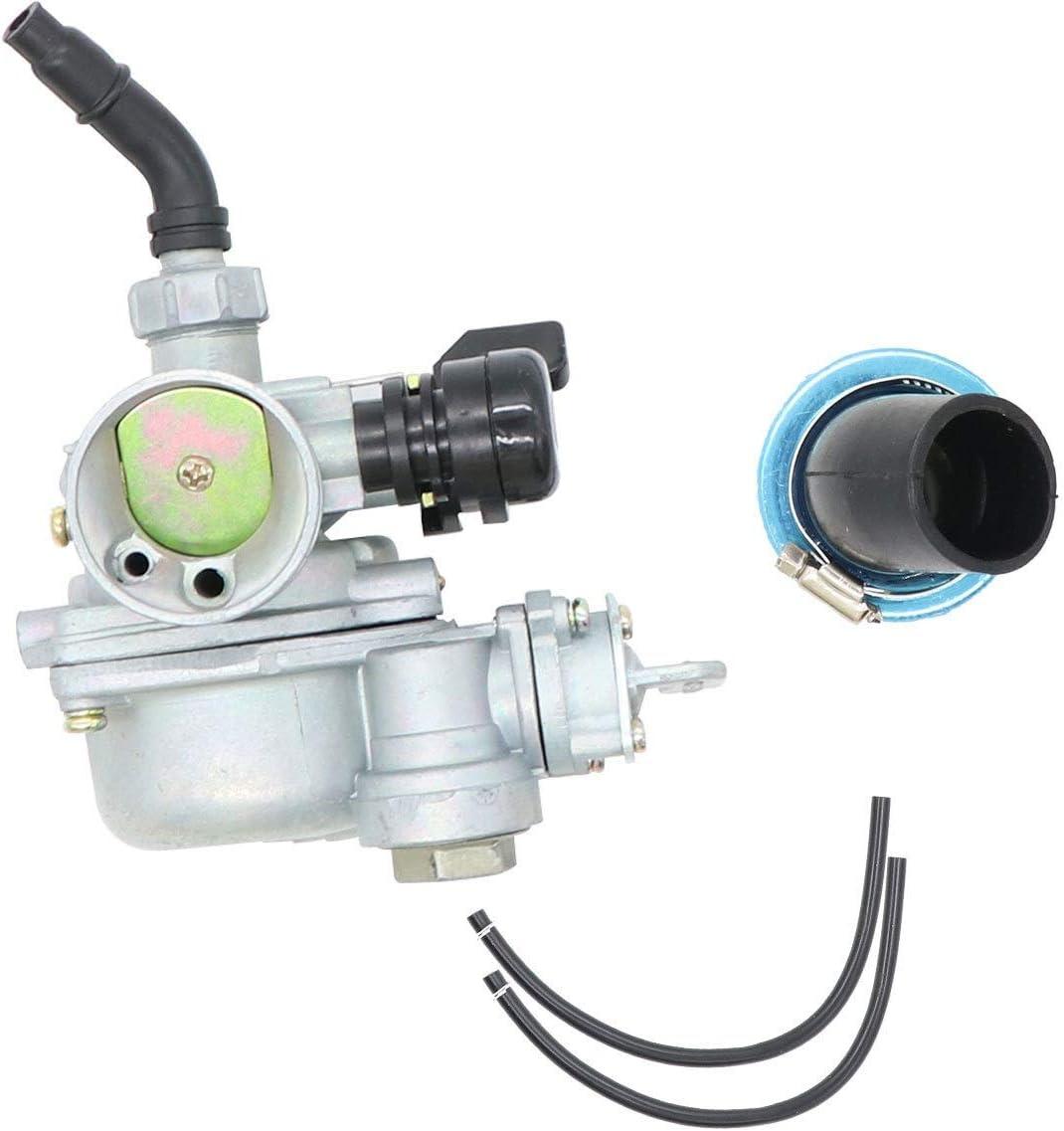 Carburador de motocicleta, adecuado para Honda ATV triciclo ATC70 ATC 70 1978-1985 con filtro de aire