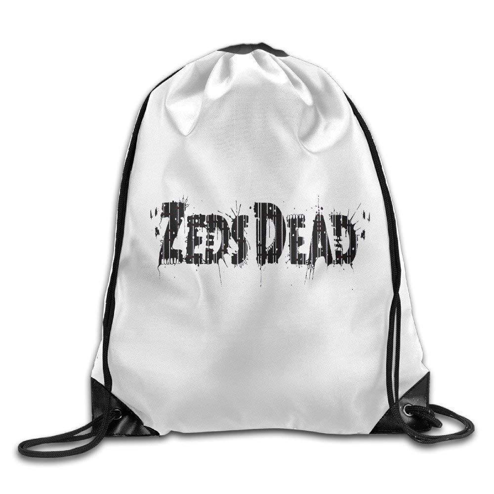 Walking Dead Gym Bag Logo Bags