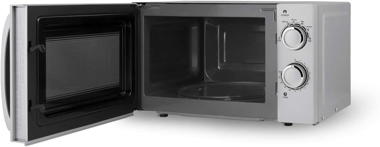 Orbegozo MI 2018 - Microondas sin grill (700 W de potencia, 20 L ...