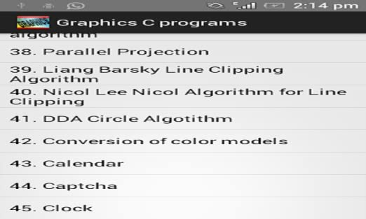Amazon com: Graphics C programs: Appstore for Android