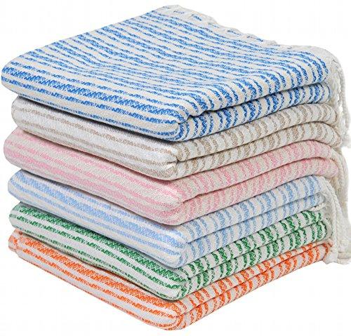 Turkish Cotton Hammam Peshtemal Blanket product image