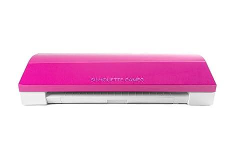 Progetti Per Silhouette Cameo : Silhouette cameo pink limited edition amazon elettronica