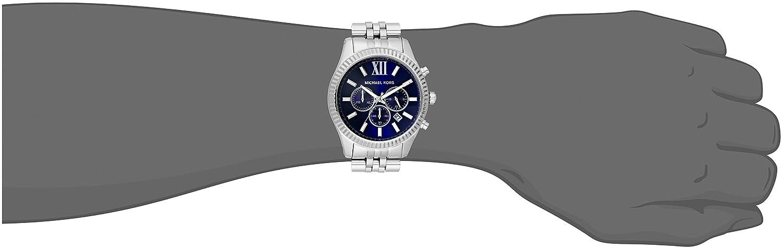 f92c3307d51b Michael Kors MK8280 Mens Lexington Wrist Watches  Michael Kors  Amazon.ca   Watches