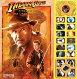 Indiana Jones and the Kingdom of the Crystal Skull [With Soundboard and Gameboard W/Pull-Out Decoder] (Interactive Play-A-Sound) (2008-04-30)