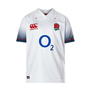 Canterbury Kids England Official 17 18 Short Sleeve Home Pro Jersey ... 69319debb2f79