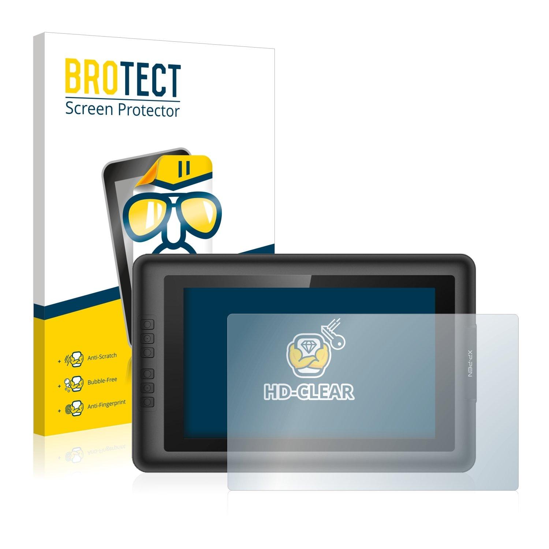BROTECT per XP-Pen Artist 13.3 Pellicola Protettiva Protezione Proteggi Schermo – Trasparente, Ultra-Sottile Bedifol