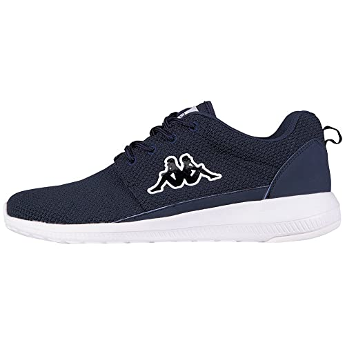 Kappa Speed II Footwear Unisex Adults LowTop Sneakers Blue 6710