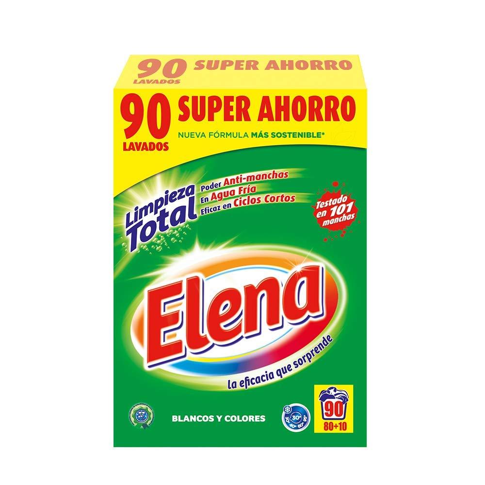 Elena Detergente para Ropa en Polvo