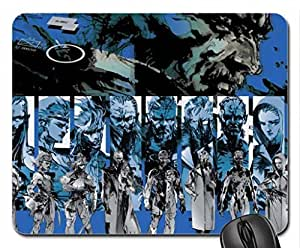 mgs_art Mouse Pad, Mousepad (10.2 x 8.3 x 0.12 inches)