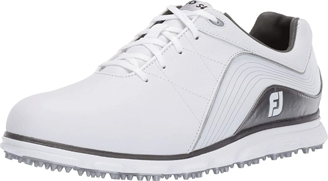 footjoy pro sl white