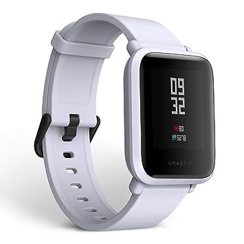 Xiaomi Huami Amazfit Bip Smart Watch Blanco cloud: Xiaomi: Amazon ...