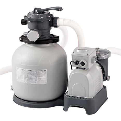 """Intex 28652 - Depuradora de arena 16"""" 12.000 litros/hora ..."""