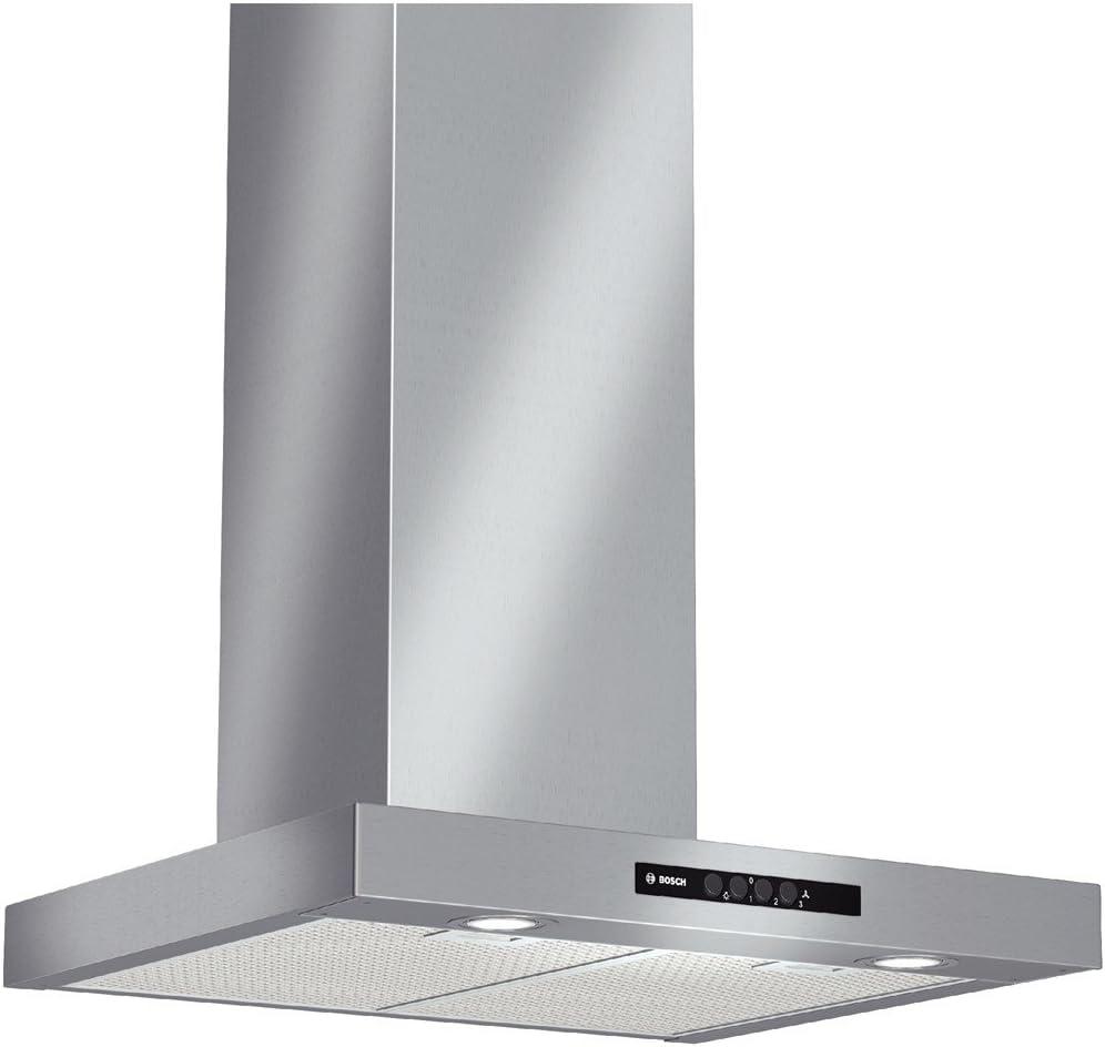 Bosch DWB06W651 - Campana Decorativa Dwb06W651 Con 3 Niveles De Extracción: 160.93: Amazon.es: Grandes electrodomésticos