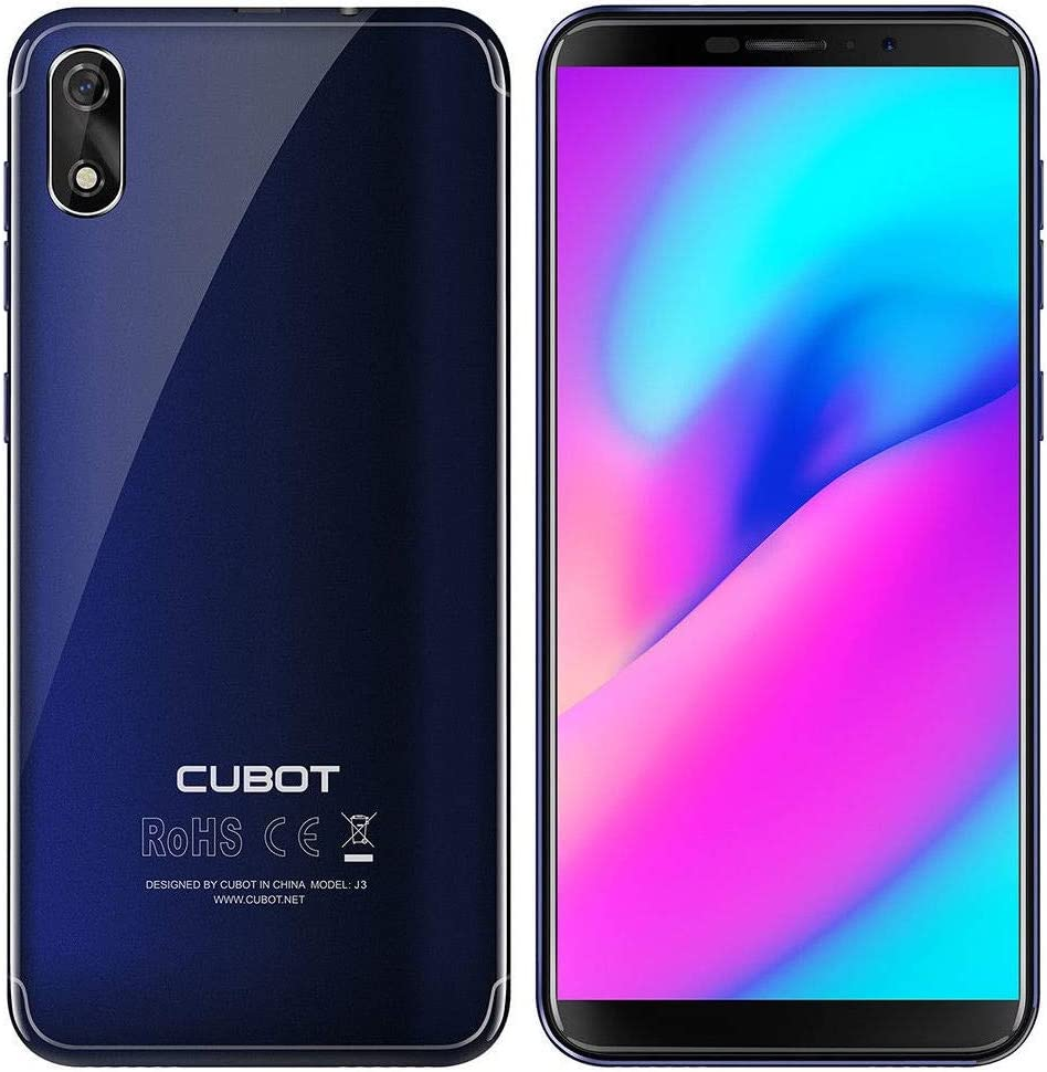 Cubot J3 - Smartphone Dual-SIM de 5
