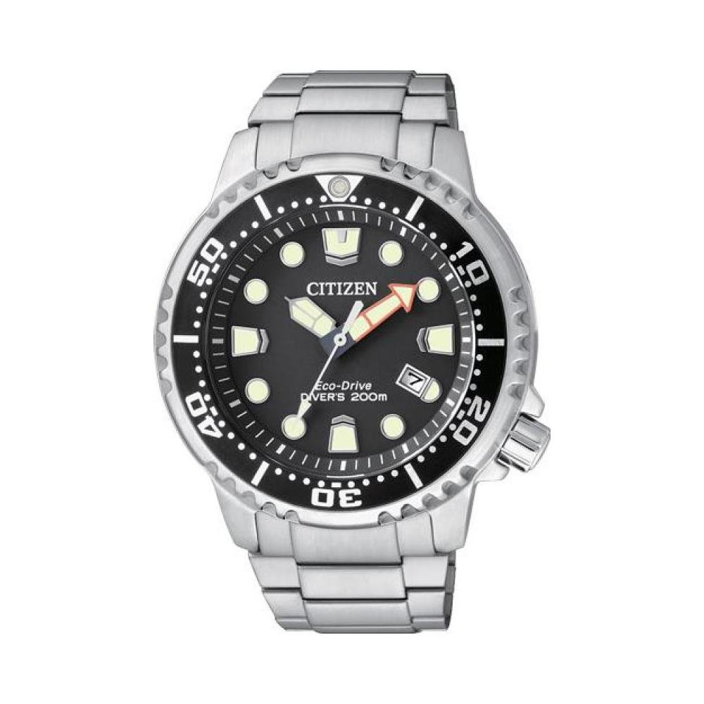 Watch Citizen Eco Drive Divers 200mt Steel Bn0150 61e Nh8388 81e Relojes
