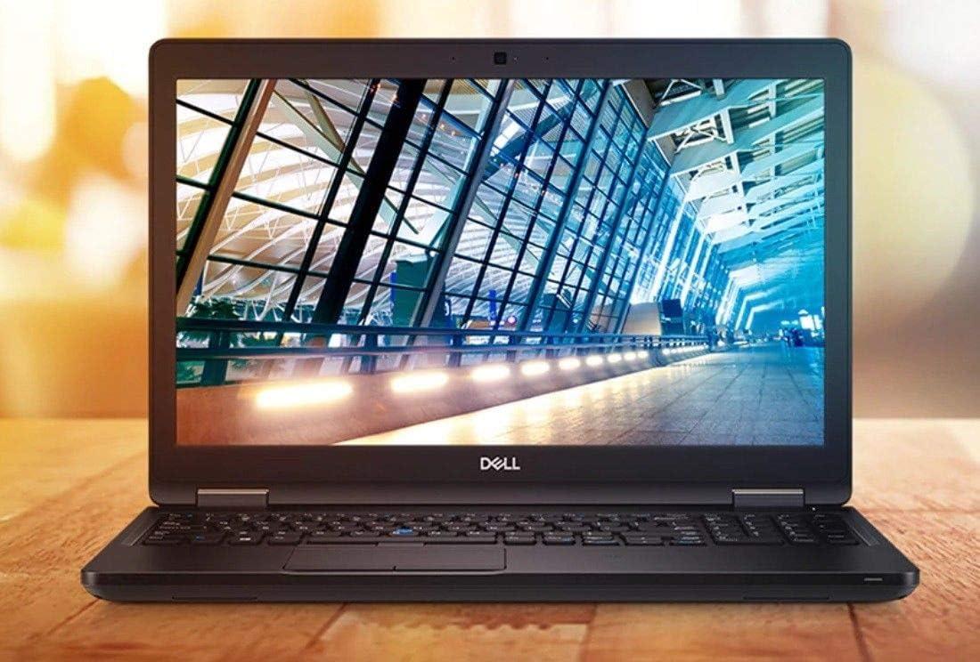 Latitude 5590 Laptop, 15.6inch HD (1366 x 768), Intel Core 8th Gen i7-8650U, 16GB RAM, 256GB Solid State Drive, Windows 10 Pro (Renewed)