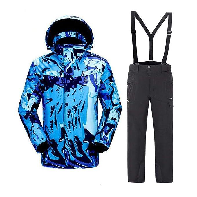 Amazon.com: 2018 - Conjunto de pantalones de esquí para ...