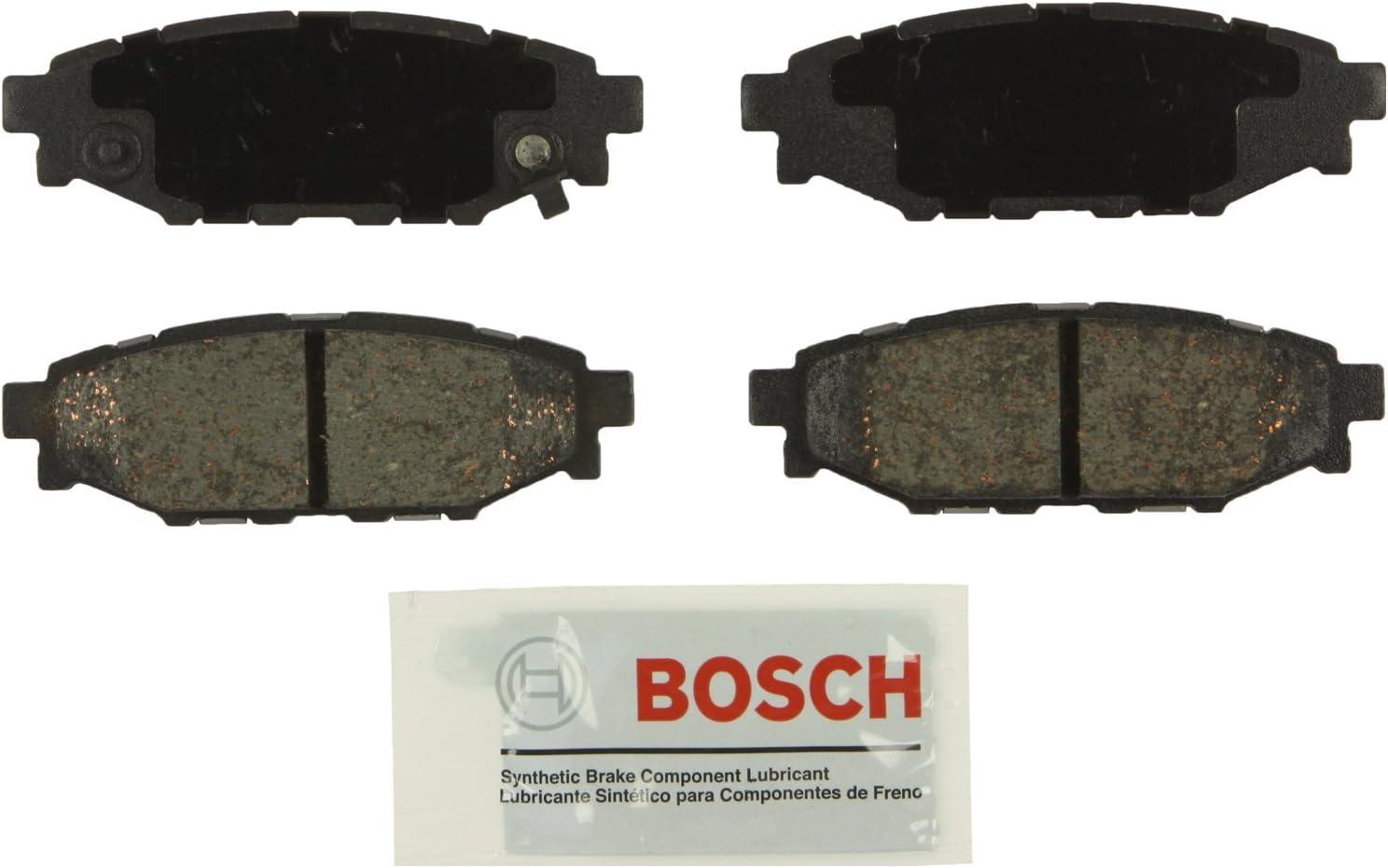For B9 Tribeca,Legacy,Outback,BRZ,FR-S,Forester,86 Rear Ceramic Brake Pads